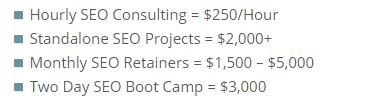 مدل مناسب قیمت گذاری