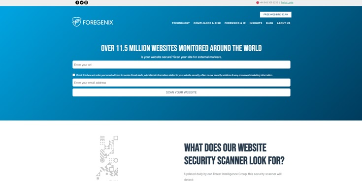 هک شدن وب سایت مجنتویی