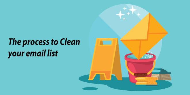 پاکسازی لیست ایمیل