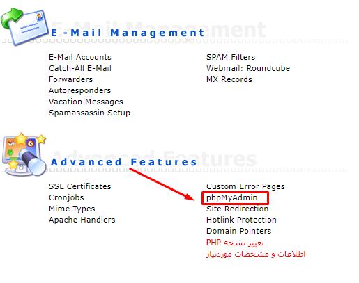 """نحوه افزودن کاربر """"مدیر کل"""" در وردپرس از طریق MySQL"""