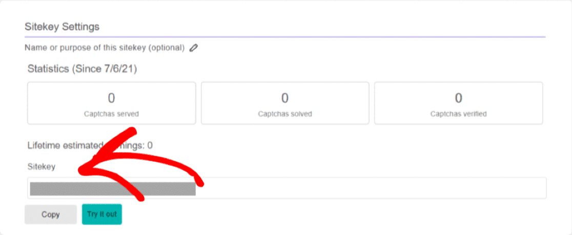 استفاده از hCaptcha در فرم های وردپرس
