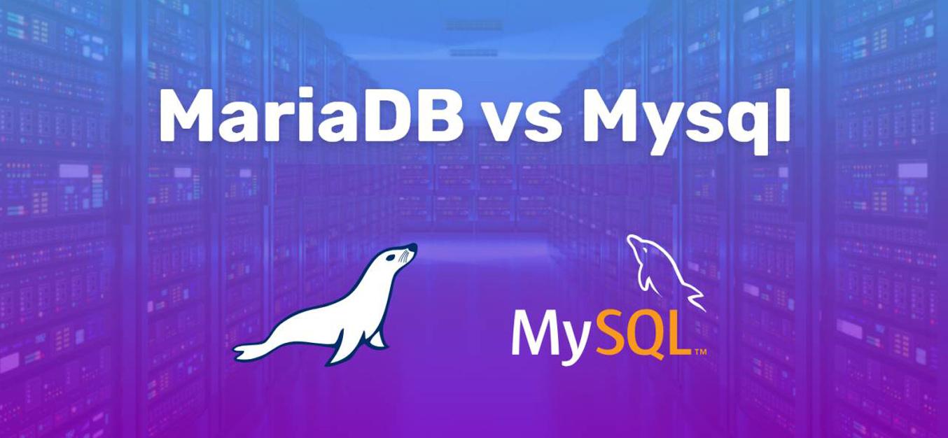 بررسی تفاوت های موجود بین دیتابیس های mariadb و mysql