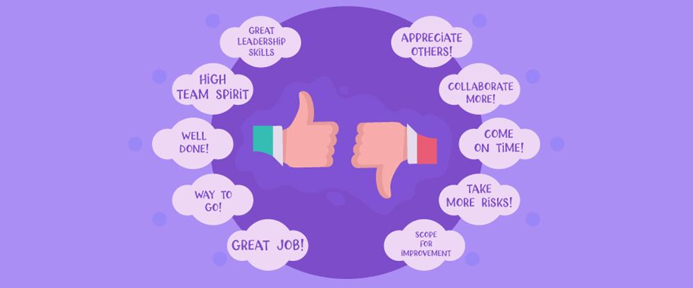 تاثیر نظرات مفید بر بهبود عملکرد شما در محیط کار