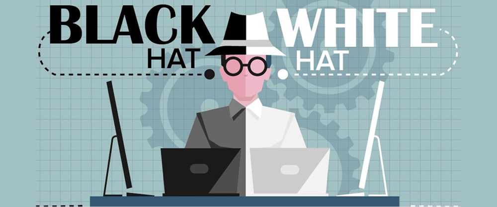 تفاوت هکر های کلاه سفید و کلاه سیاه چیست؟